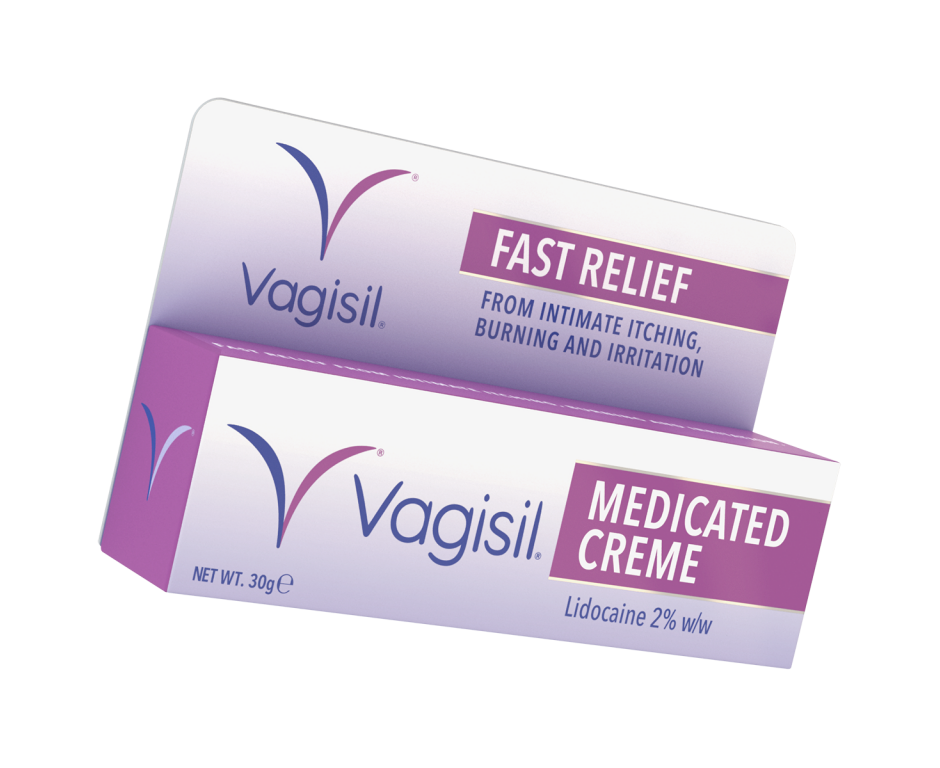 Vagisil Medicated Crème